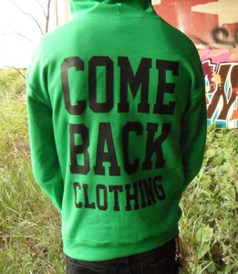 Image of Comeback Logo Pullover Hoodie