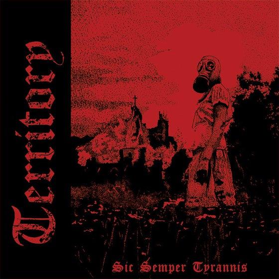 """Image of Territory - Sic Semper Tyrannis 12"""" LP"""