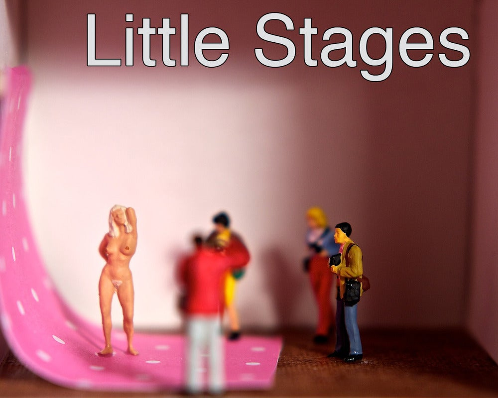Image of Little Stages Book
