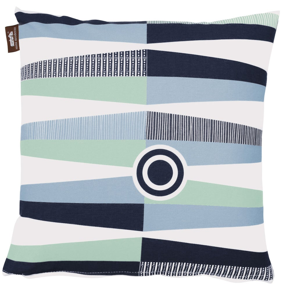 Image of Chouette Cushion - Chalkhill Blue