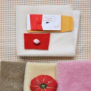Image of ELI fabric, eyes, & bits