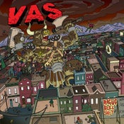 Image of Vas - Raging Bullshit