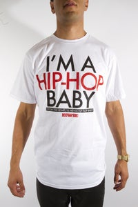 Image of HipHopBaby White