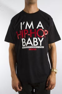Image of HipHopBaby Black