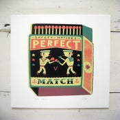 Image of Large Perfect Match