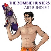 Image of TZH Art Bundle 1