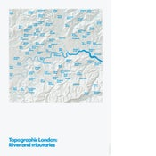Image of Topographic London: River and tributaries