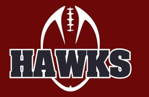 Image of Hannan Hawk Football Tee