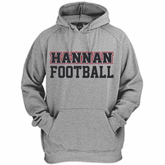 Image of Hannan Football Hoodie