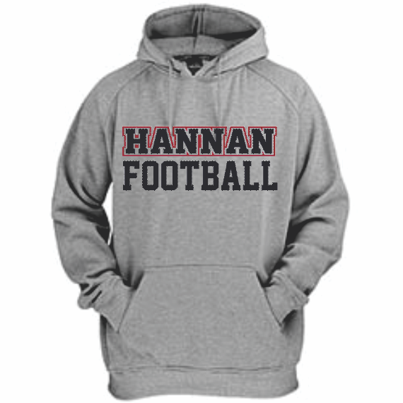 Image of Hannan Football Hoodie