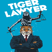 "Image of Tiger Lawyer 13"" x 19"" Poster"