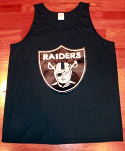 Image of Los Angeles Raiders Tank Top