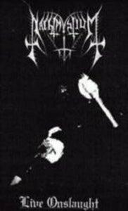 Image of Nachtmystium - 'Live Onslaught' TAPE
