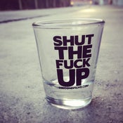 Image of 5SF single shot glass