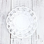 French Lace Paper Doily