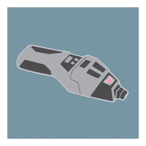 """Image of Set Phasers to """"Love Me""""!"""