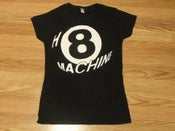 Image of H8 Ball Girl shirt