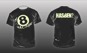 Image of H8 Ball/Hasben Guys Tee