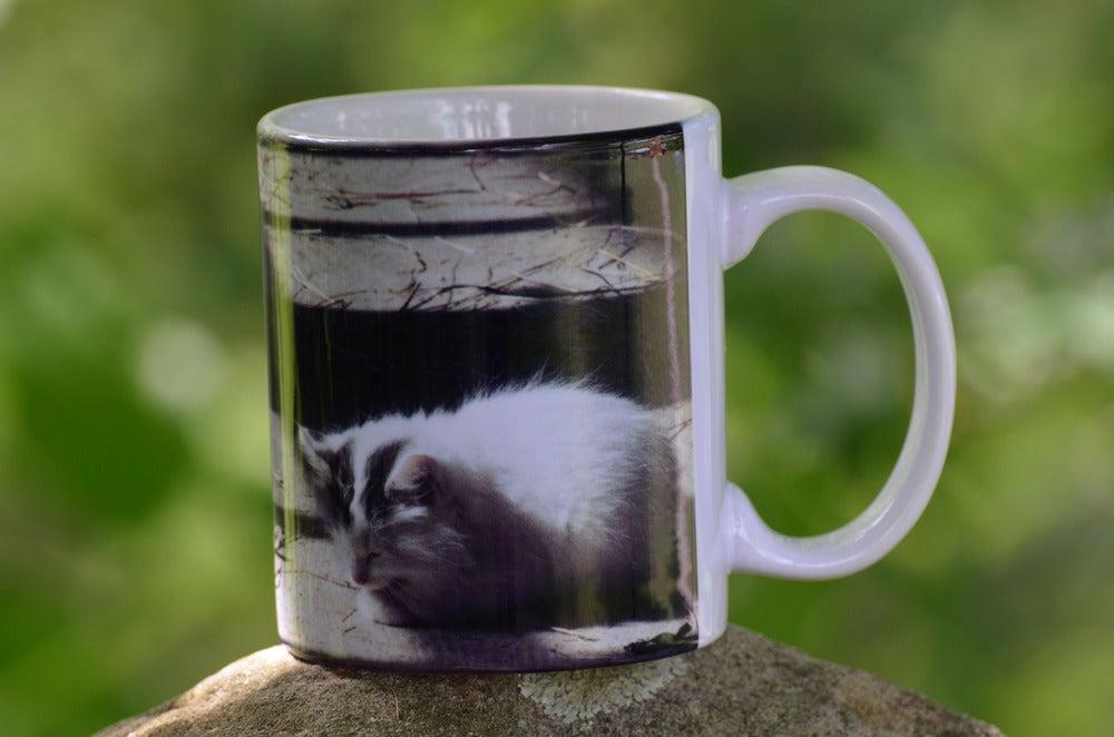 Image of Kismet Barn Kitty Mug