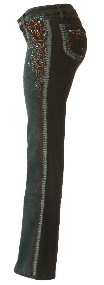 Image of Patina 'Irmã' Jeans 9W928P