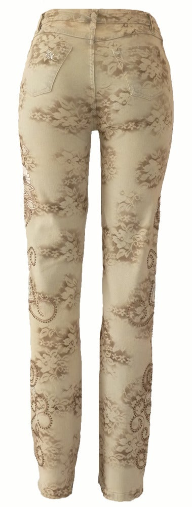 Image of Tea Stained Vintage Jeans 7S1031P