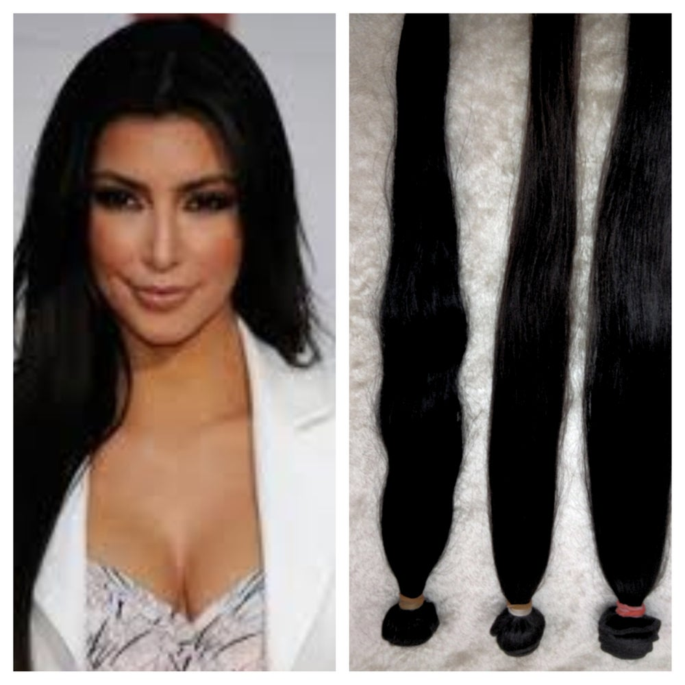 "Image of Brazilian Straight Hair 12""-40"""