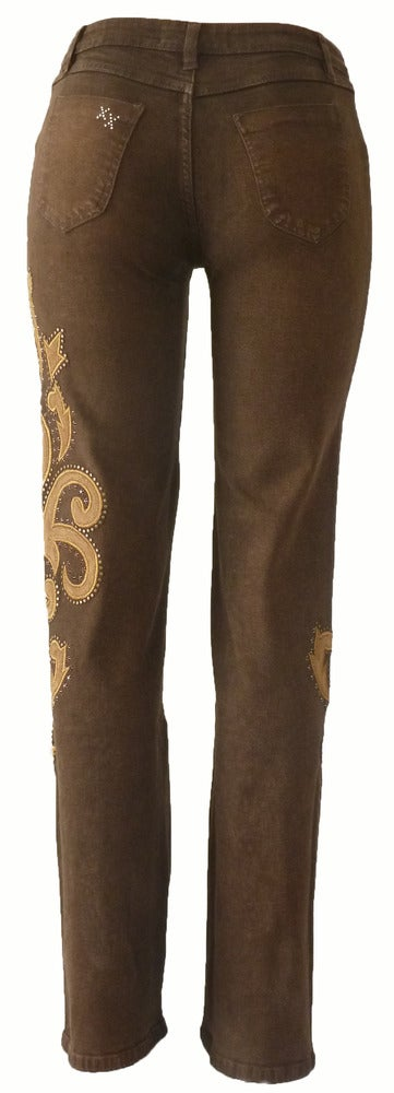 Image of Castor 'Show Stopper' Jeans 5W3112P