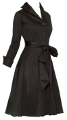 Image of The Henrietta coat-dress
