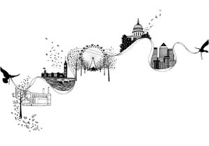 Image of London 2012 Olympic Print