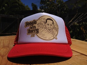Image of Boogie with Barry 2012 Hat