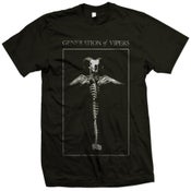 "Image of Generation of Vipers - Howl and Filth ""Lazarus"" T-shirt"