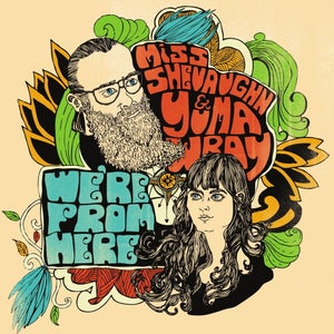 """Image of """"We're From Here"""" CD"""