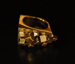 Image of Cubes Ring