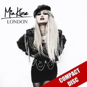 Image of Mia Klose - London - CD