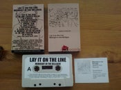 Image of Lay It On The Line - 10 Song Demo (Tape)