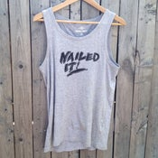 Image of URBAN RADICAL'S - NAILED IT! TANK TOP