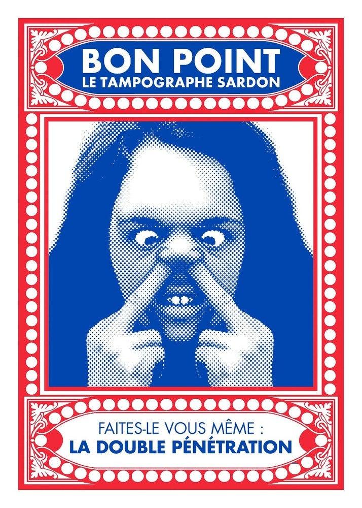 """Image of Sérigraphie """"la double pénétration"""" - Sold Out"""