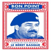 "Image of Affiche ""le béret basque"""