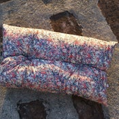 Image of MELLY rectangle buttoned cushion
