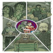 Image of 'CREEPSHOW' print