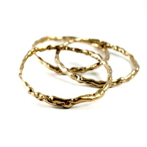 Image of Wave Bangles
