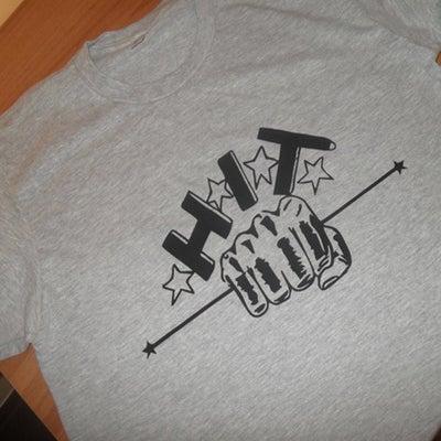 Image of No More Hits Logo Tee
