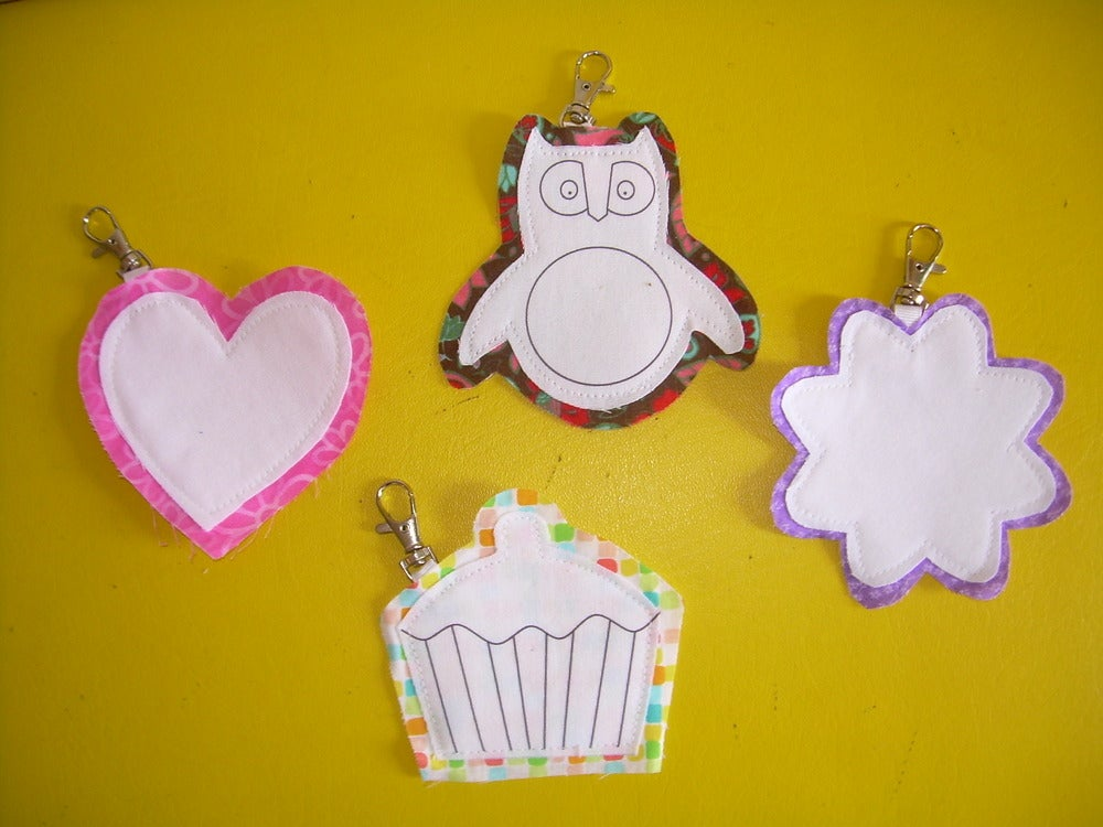 Image of Backpack Tag I
