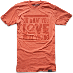 Image of DO WHAT YOU LOVE (ORANGE)