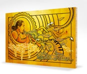 Image of Cloudwriter - - mounted on bamboo