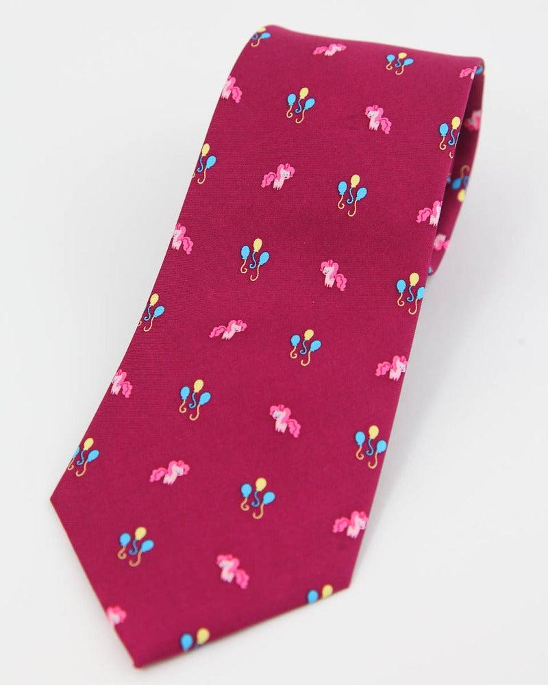 my ties pinkie tie