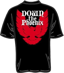 Image of Down The Phoenix T-Shirt