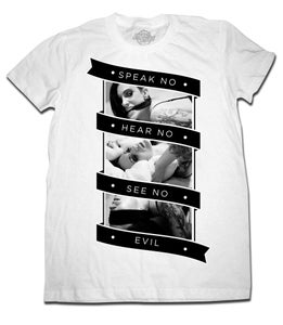 Image of See No Evil Tee