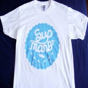 Image of SupMang OG White T-shirt