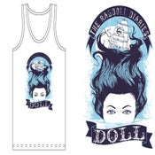 Image of Unisex Tank Top + Signed Poster